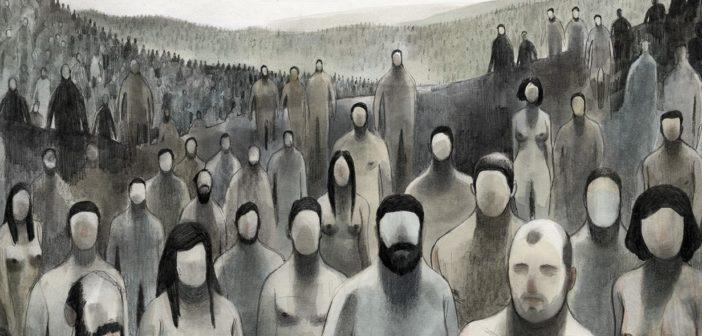 """""""IterFestival"""" 2021: il fumettista Paolo Castaldi presenta """"La buona novella"""" (Feltrinelli). Su Il Flâneur il video della diretta"""